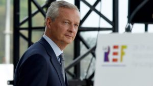 The finance bill for 2020 prepared by Bruno Le Maire should involve companies for the financing of certain measures resulting from the great debate.